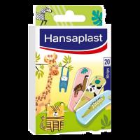 Hansaplast dieren pleisters 20 stuks