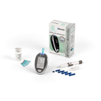 Ht One TD Bluetooth glucosemeter startpakket