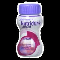 Nutridrink Compact drinkvoeding Bosvruchten 4x125ml