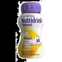 Nutridrink Compact drinkvoeding Abrikoos 4x125ml