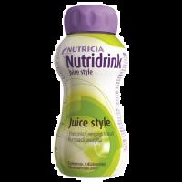 Nutridrink Juice Style drinkvoeding Appel 4x200ml