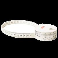 Seca 203 omtrekmeetlint met Waist-to-Hip-Ratio calculator