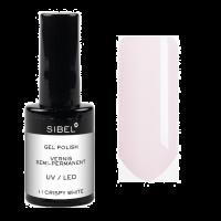 Sibel gellak N°1 Crispy White 14ml