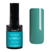 Sibel gel nagellak N°27 Lagoon 14ml