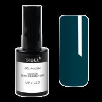 Sibel gel nagellak N°29 Navy Steel 14ml