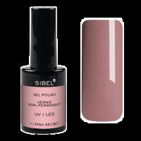 Sibel gellak N°7 Pink Secret 14ml