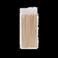 Wattendragers 15cm hout 100 stuks