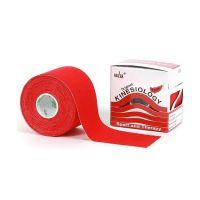 Nasara kinesiologie tape Rood 5 meter x 5cm