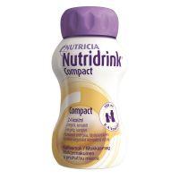 Nutridrink Compact drinkvoeding Mokka 4x125ml
