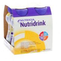 Nutridrink drinkvoeding Banaan 4x200ml