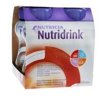 Nutridrink drinkvoeding Chocolade 4x200ml
