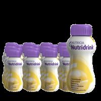 Nutridrink drinkvoeding Banaan Voordeelverpakking 6 pakken van 4x200ml