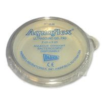 Parker Aquasonic Aquaflex Gelpad 2x9cm 6 stuks