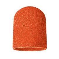 Slijpkap oranje rond 10mm grof 10 stuks
