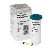Accutrend Triglyceride strips