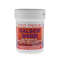 Toco Tholin Balsem Warm 250ml