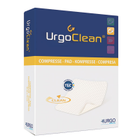 UrgoClean absorberend verband 6x6cm