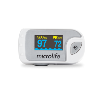 Vingerpulsoximeter Microlife OXY 300