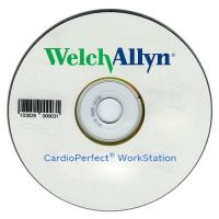 Welch Allyn CardioPerfect software update (versie 1.4 of 1.5)