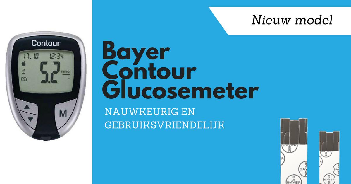 De voordelen van de nieuwe Contour Glucosemeter