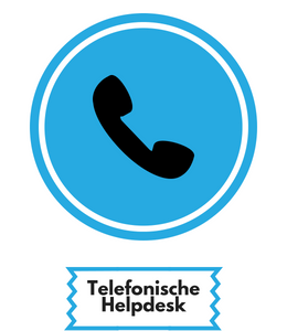 Telefonische hulp op afstand